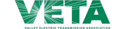 Valley Electric Transmission Association logo
